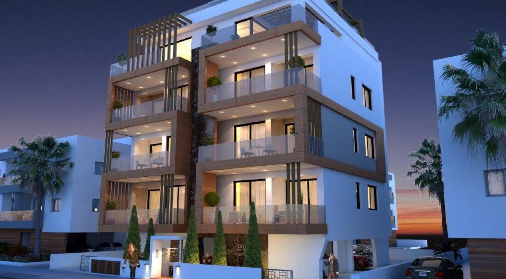 New 2 Bedroom Apartment in Enaerios Area  - 2