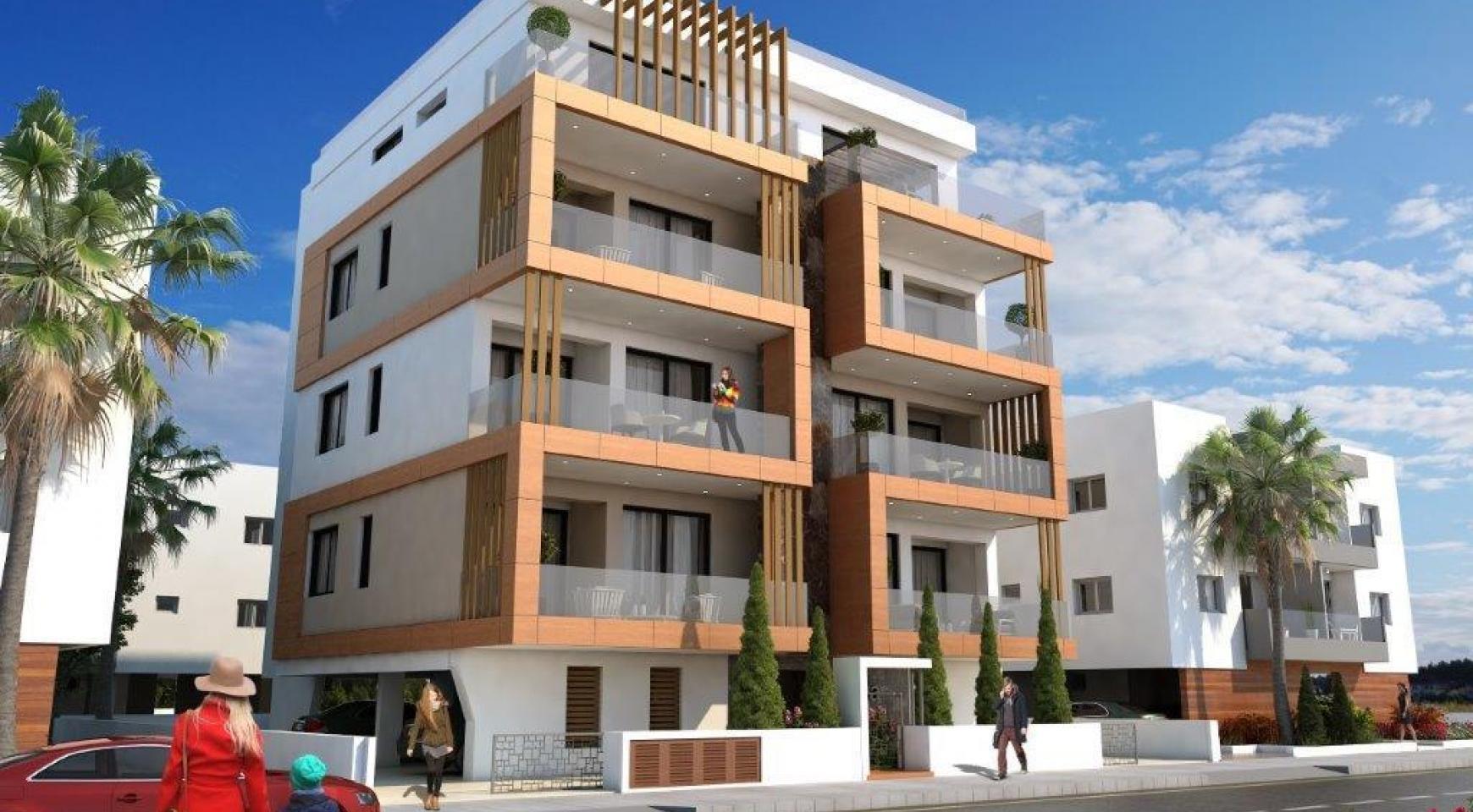 New 2 Bedroom Apartment in Enaerios Area  - 7
