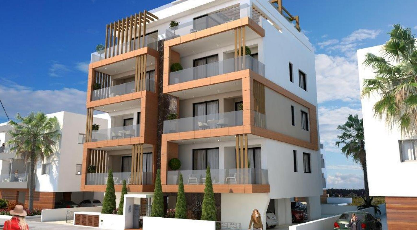 3 Bedroom Penthouse with Sea Views in Enaerios Area - 9