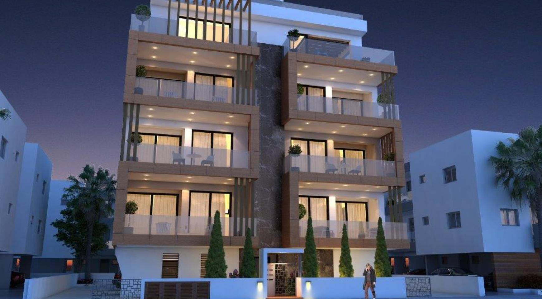 3 Bedroom Penthouse with Sea Views in Enaerios Area - 5