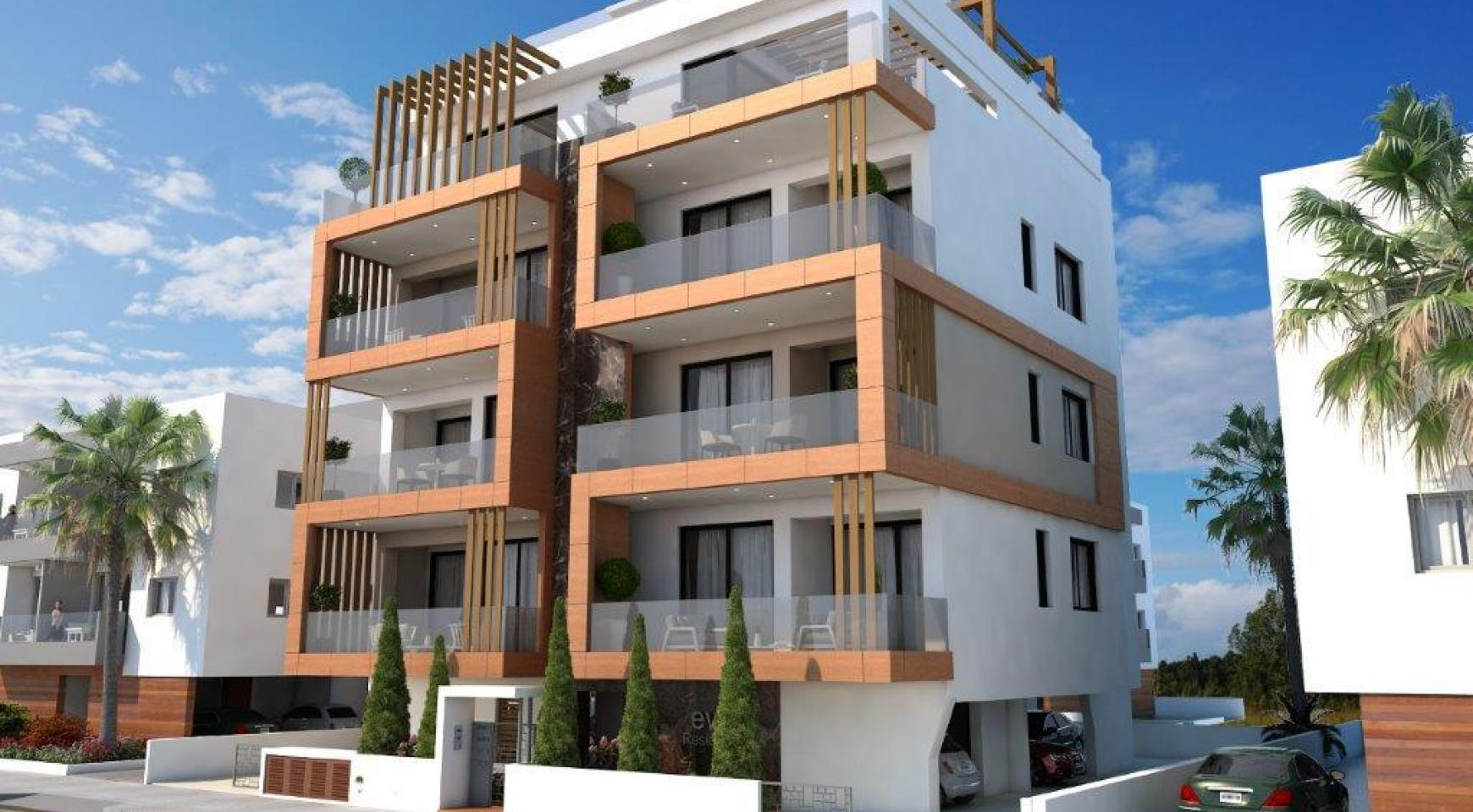 3 Bedroom Penthouse with Sea Views in Enaerios Area - 4