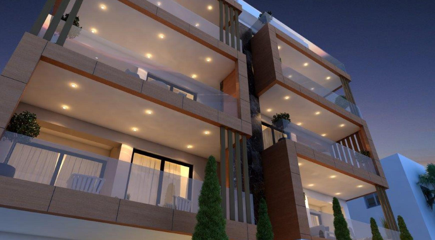3 Bedroom Penthouse with Sea Views in Enaerios Area - 6