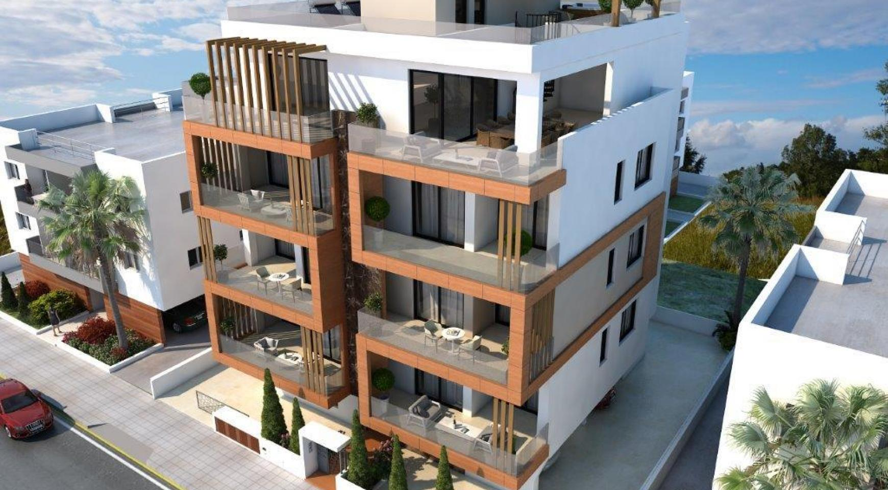 3 Bedroom Penthouse with Sea Views in Enaerios Area - 1