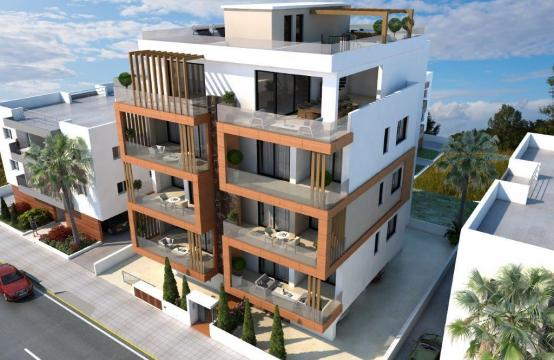 3 Bedroom Penthouse with Sea Views in Enaerios Area