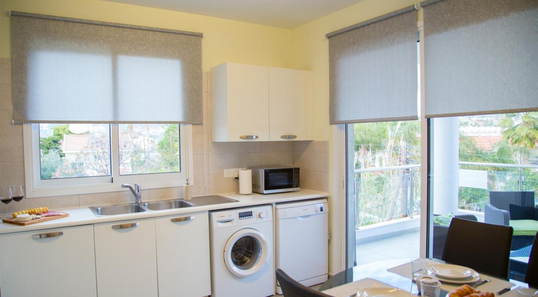 Luxury 2 Bedroom Apartment Christina 301 in the Tourist Area - 17