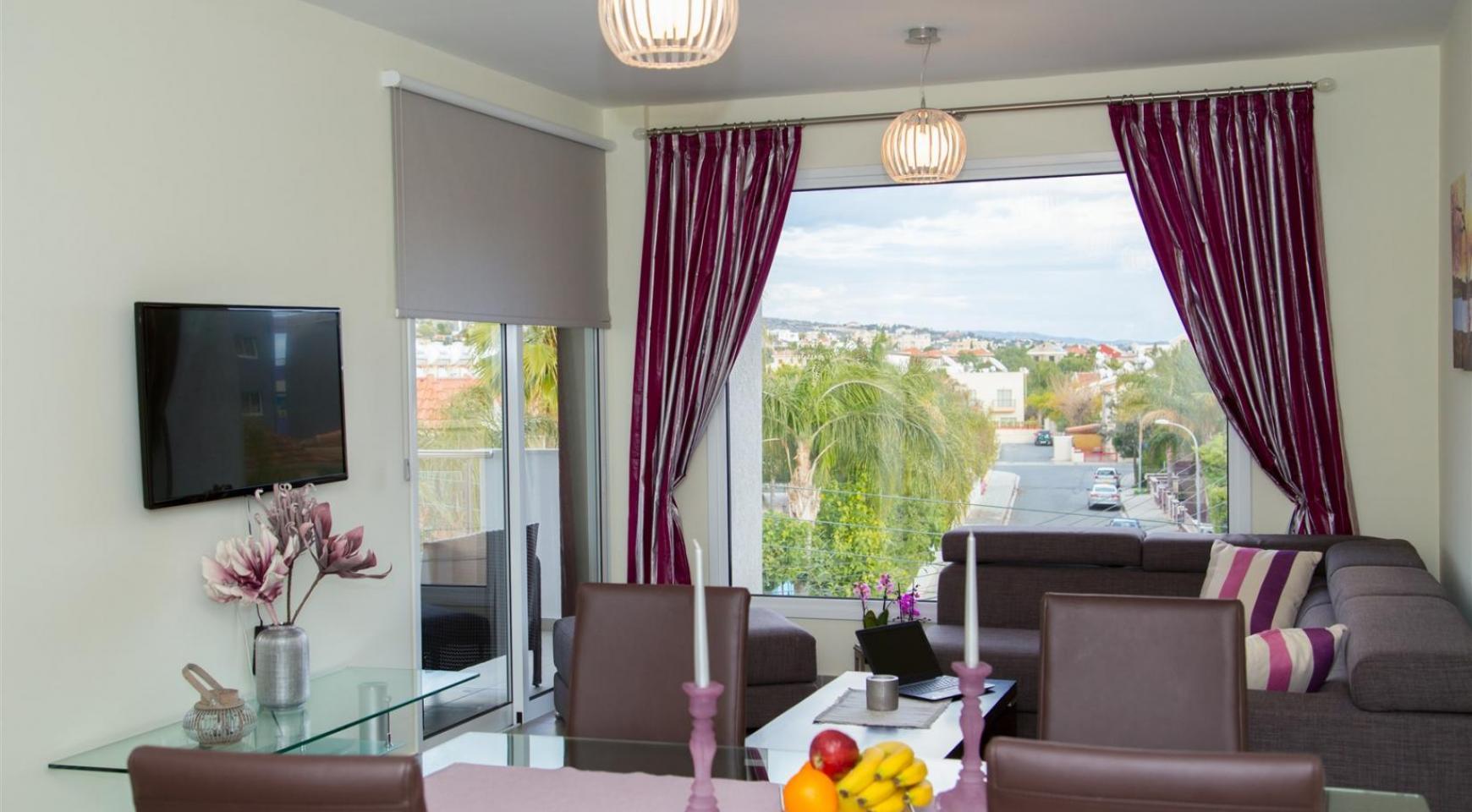 Luxury 2 Bedroom Apartment Christina 301 in the Tourist Area - 1