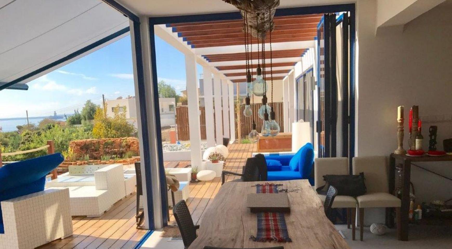 5 Bedroom Villa with Sea Views in Agios Tychonas Area - 9