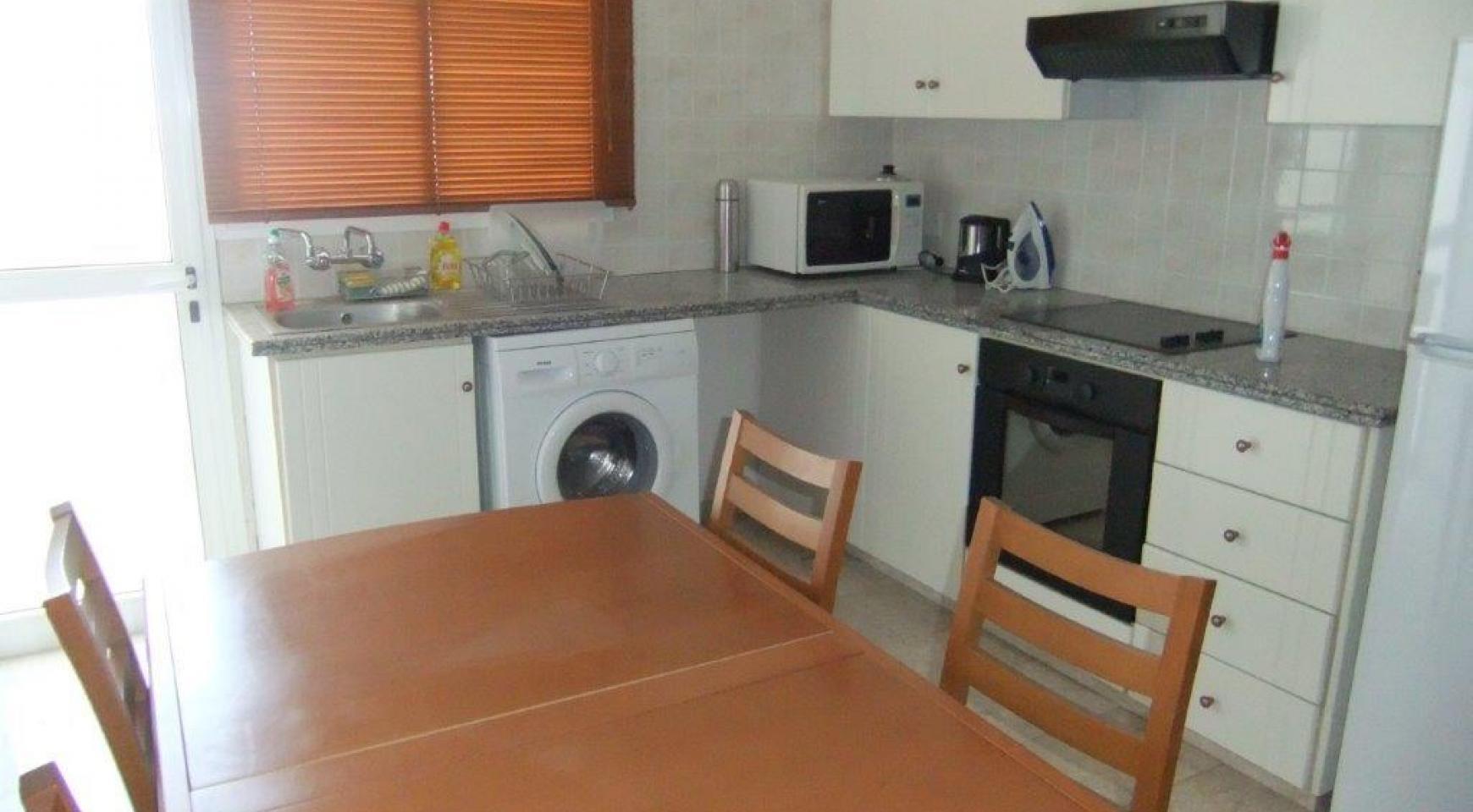 2 Bedroom Apartment in Mesa Geitonia - 3
