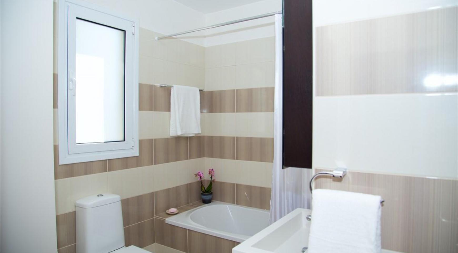 Μοντέρνο διαμέρισμα 2 υπνοδωματίων στην περιοχή Ποταμός Γερμασόγειας - 13