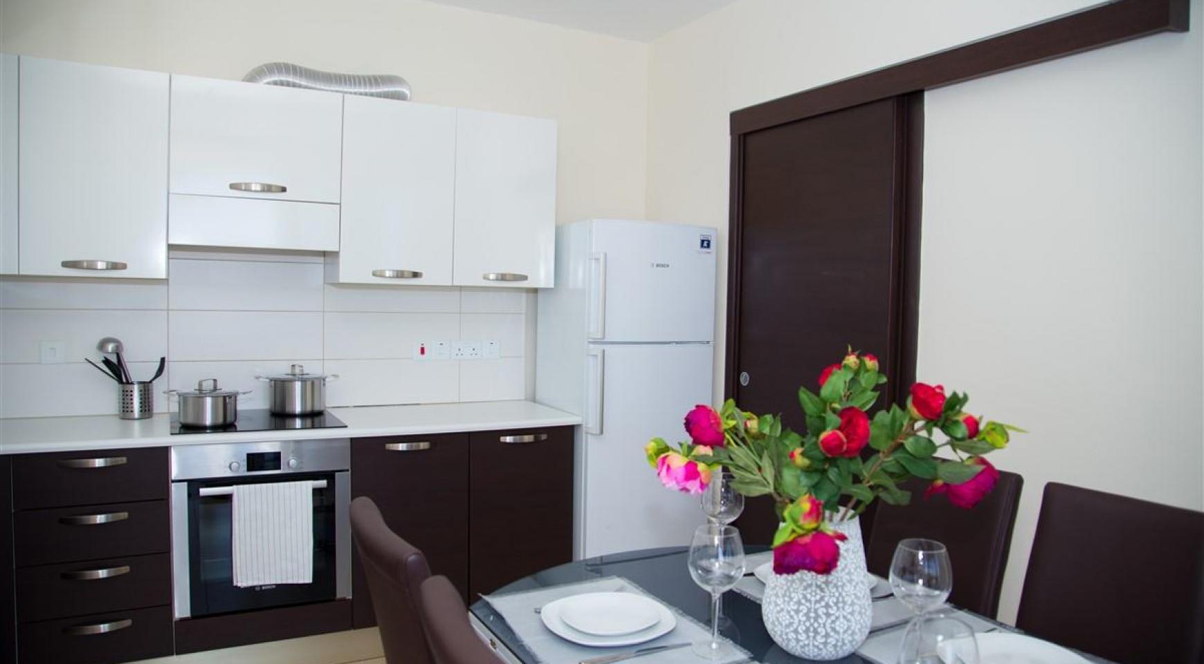 Μοντέρνο διαμέρισμα 2 υπνοδωματίων στην περιοχή Ποταμός Γερμασόγειας - 4