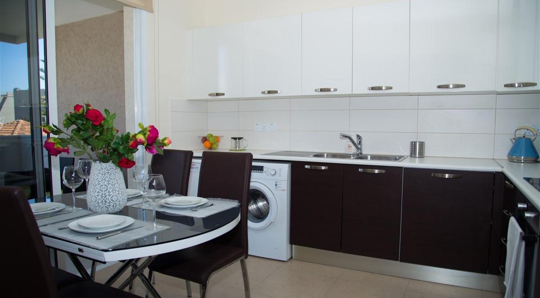 Μοντέρνο διαμέρισμα 2 υπνοδωματίων στην περιοχή Ποταμός Γερμασόγειας - 7