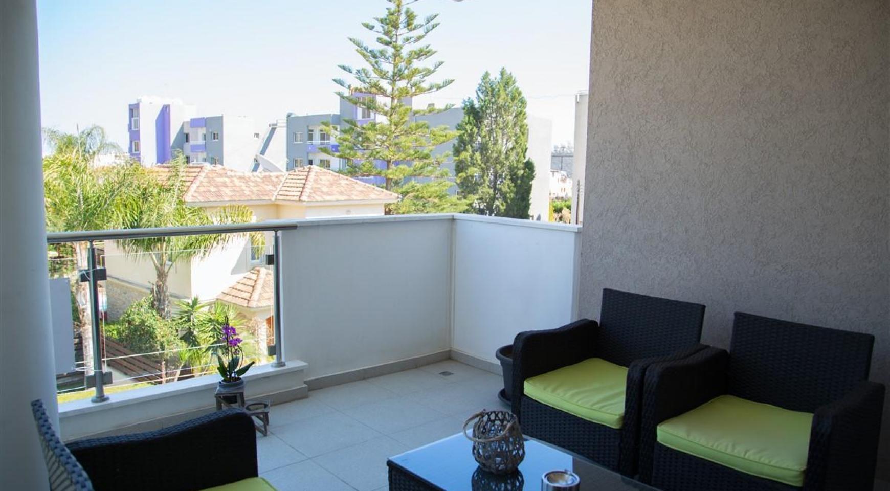 Μοντέρνο διαμέρισμα 2 υπνοδωματίων στην περιοχή Ποταμός Γερμασόγειας - 19