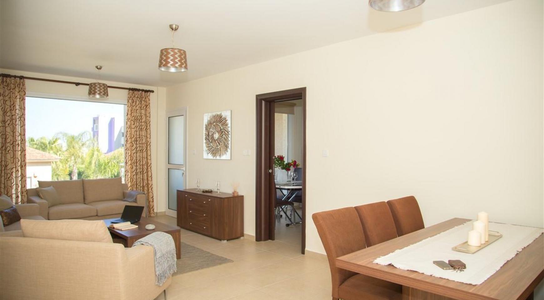 Μοντέρνο διαμέρισμα 2 υπνοδωματίων στην περιοχή Ποταμός Γερμασόγειας - 12