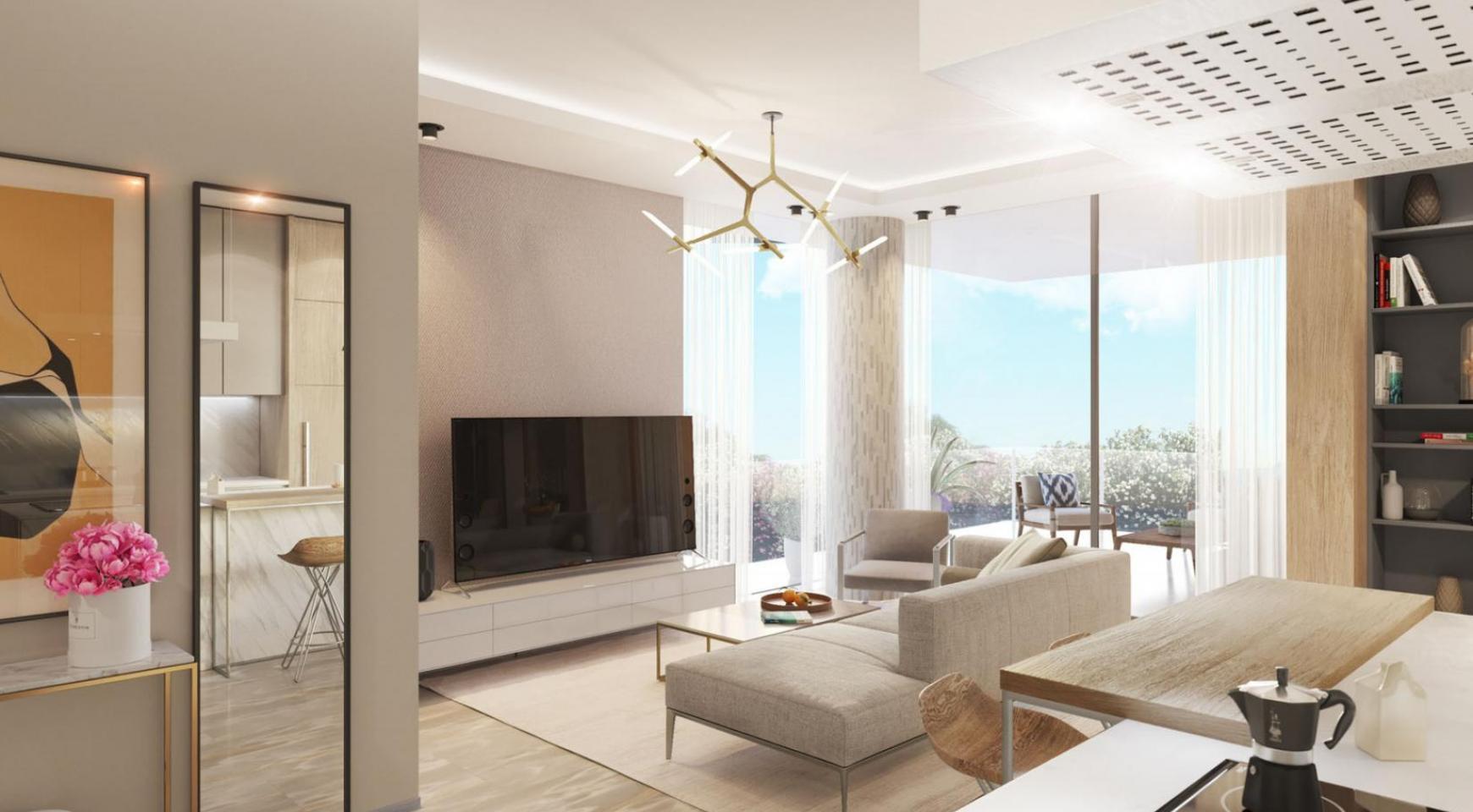 Contemporary 3 Bedroom Apartment in a New Complex near the Sea - 3