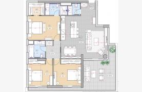 Contemporary 3 Bedroom Apartment in a New Complex near the Sea - 18