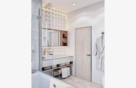 Contemporary 3 Bedroom Apartment in a New Complex near the Sea - 14