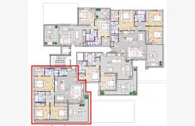 Contemporary 3 Bedroom Apartment in a New Complex near the Sea - 17