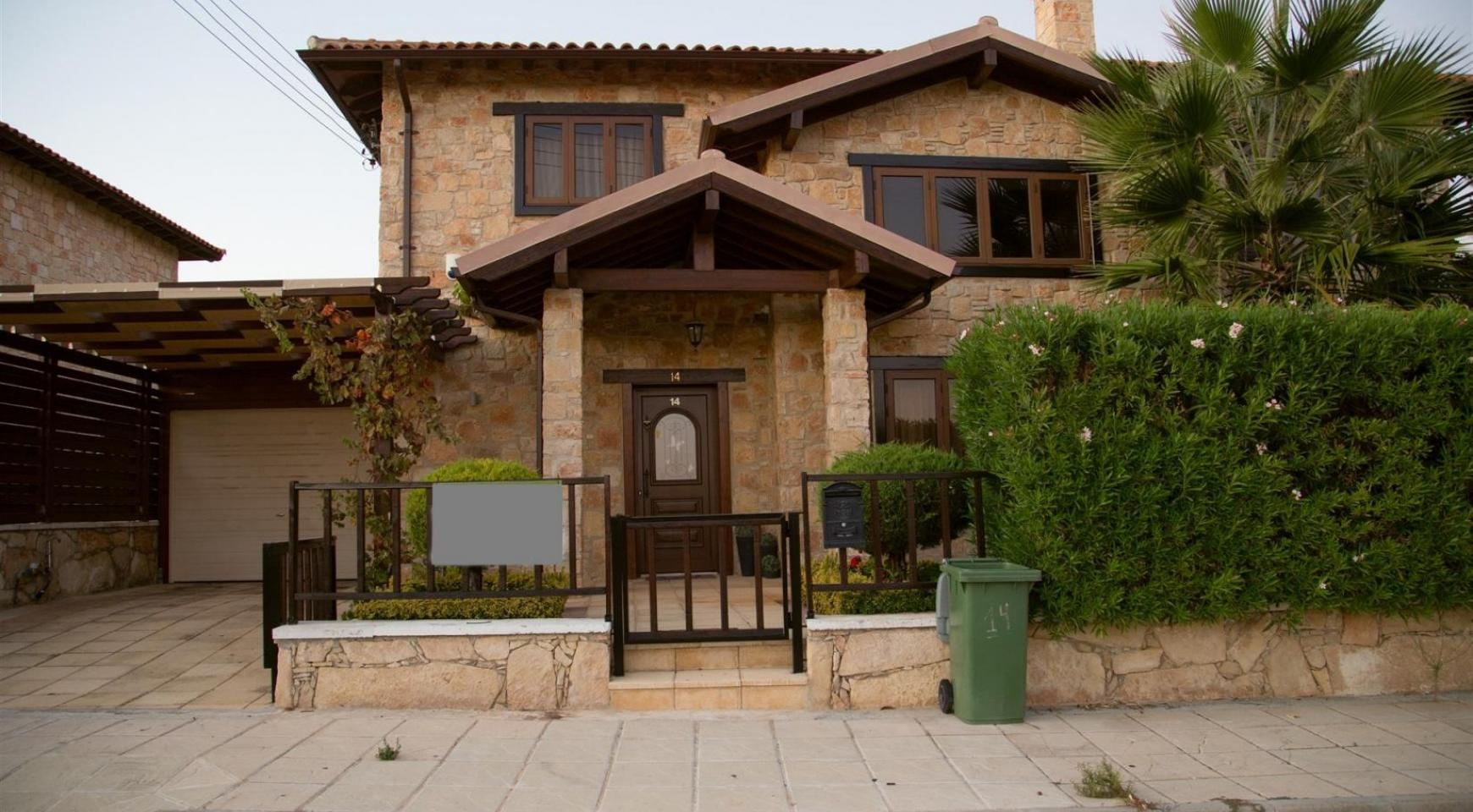 Nice 4 Bedroom Villa in Souni  - 2