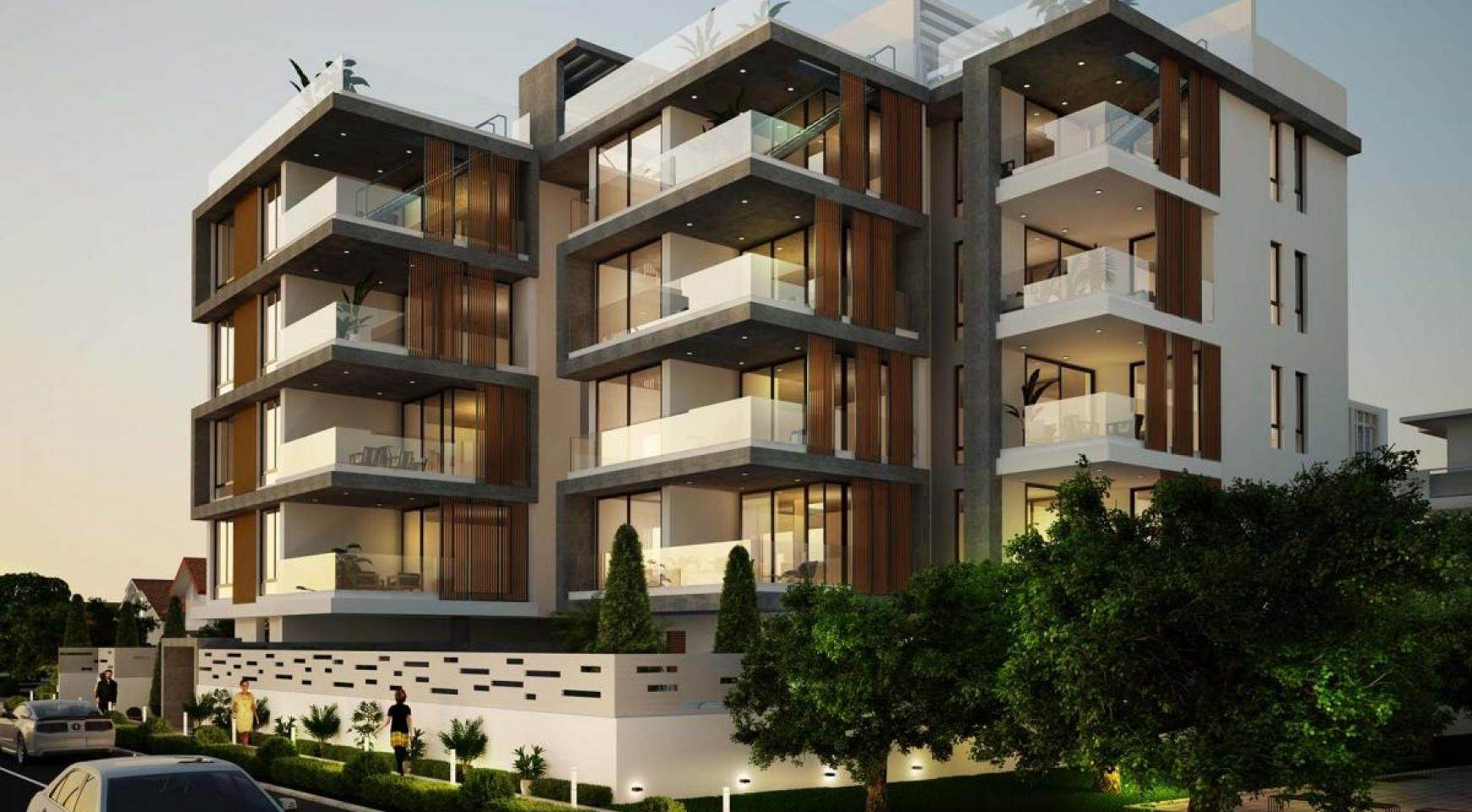 2 Bedroom Penthouse in a New Complex near the Sea - 7