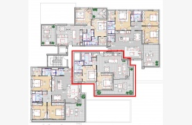 2 Bedroom Penthouse in a New Complex near the Sea - 20