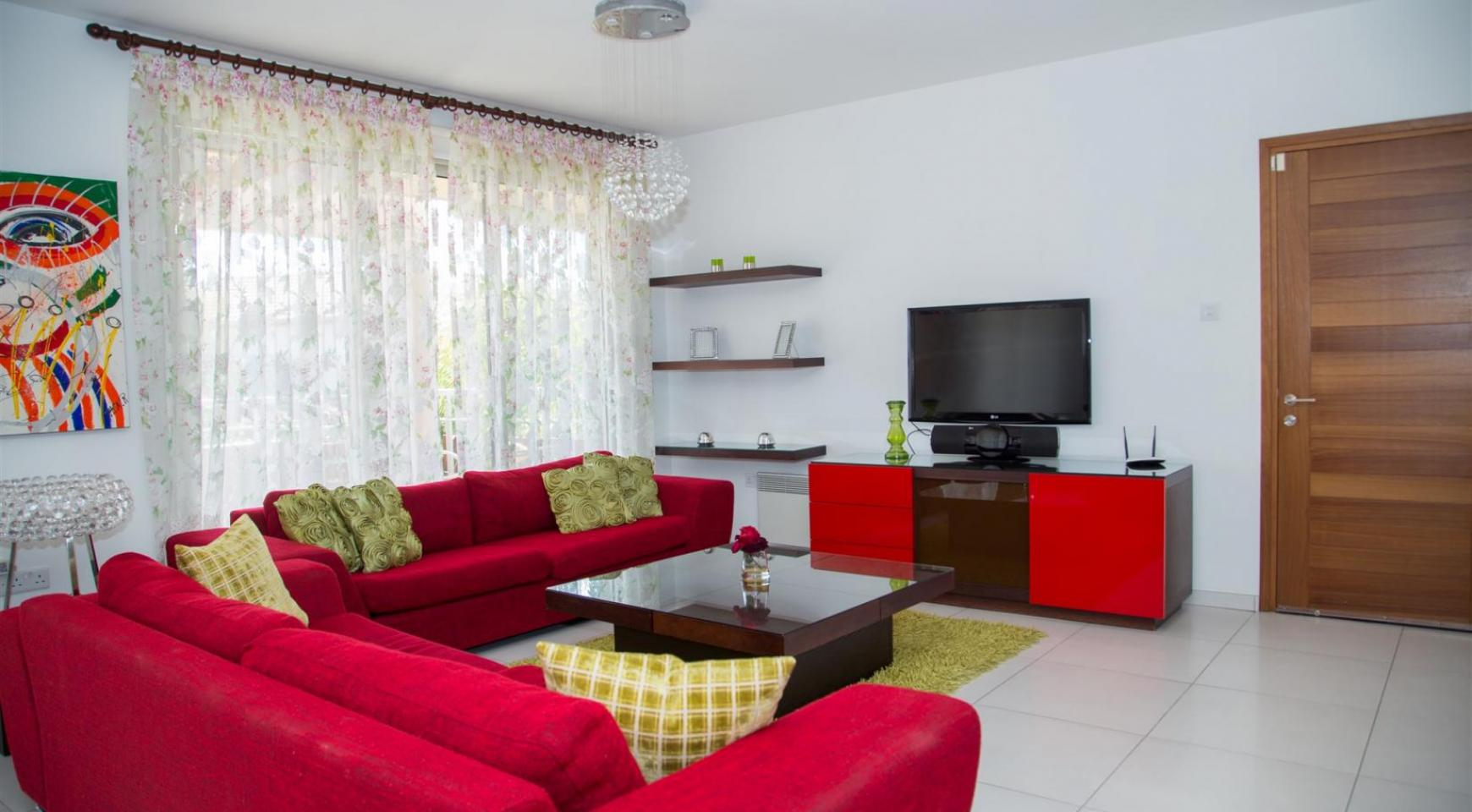 Luxury 2 Bedroom Duplex in the Complex near the Sea - 5