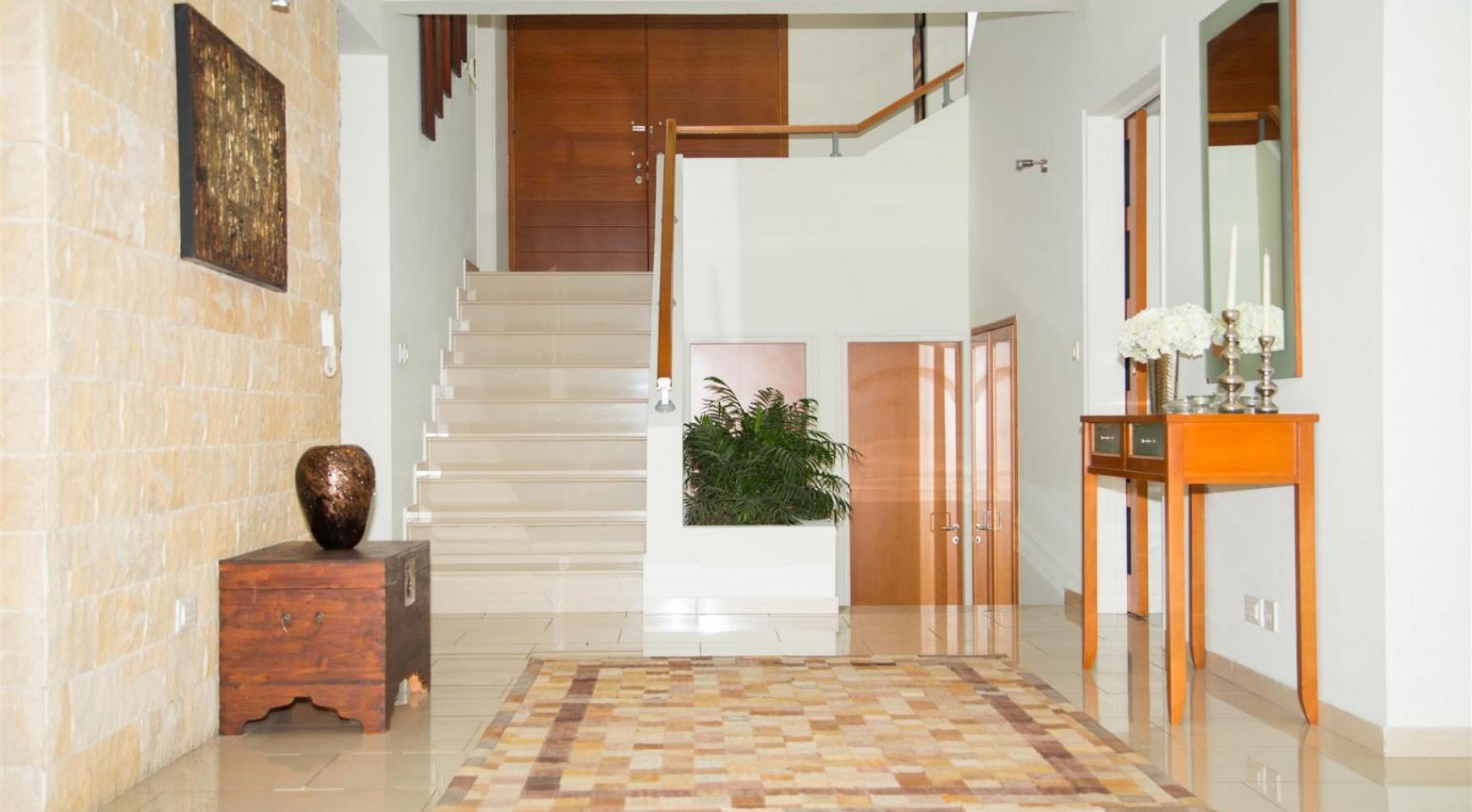 Modern Luxury 4 Bedroom Villa in Sfalagiotisa, Agios Athanasios - 25