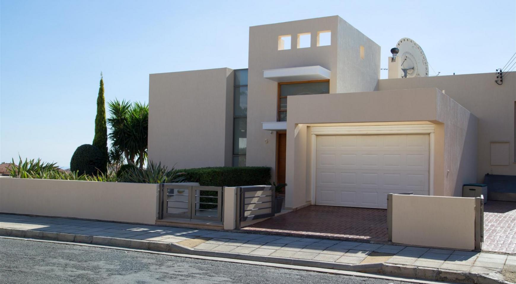 Modern Luxury 4 Bedroom Villa in Sfalagiotisa, Agios Athanasios - 9