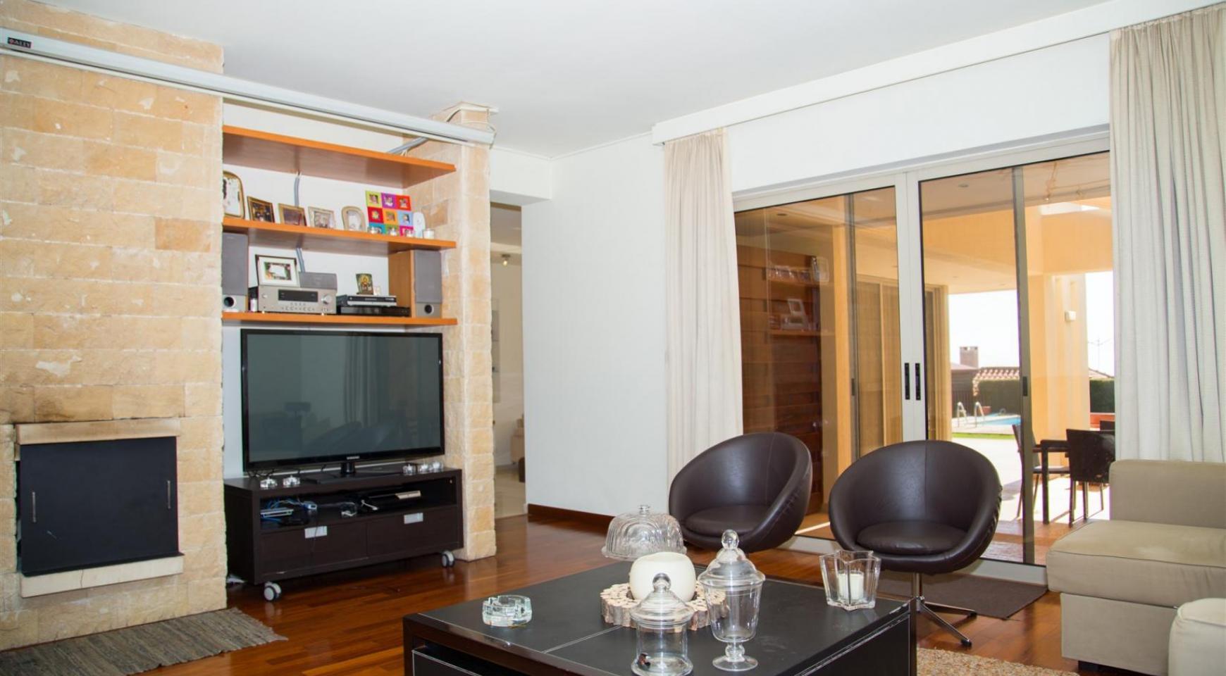 Modern Luxury 4 Bedroom Villa in Sfalagiotisa, Agios Athanasios - 21