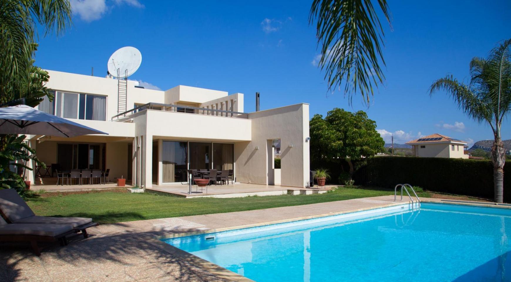 Modern Luxury 4 Bedroom Villa in Sfalagiotisa, Agios Athanasios - 3