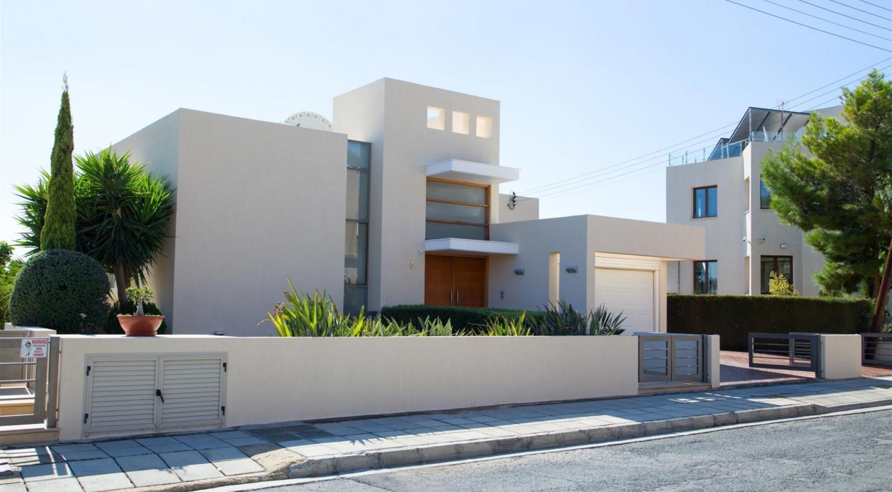 Modern Luxury 4 Bedroom Villa in Sfalagiotisa, Agios Athanasios - 1