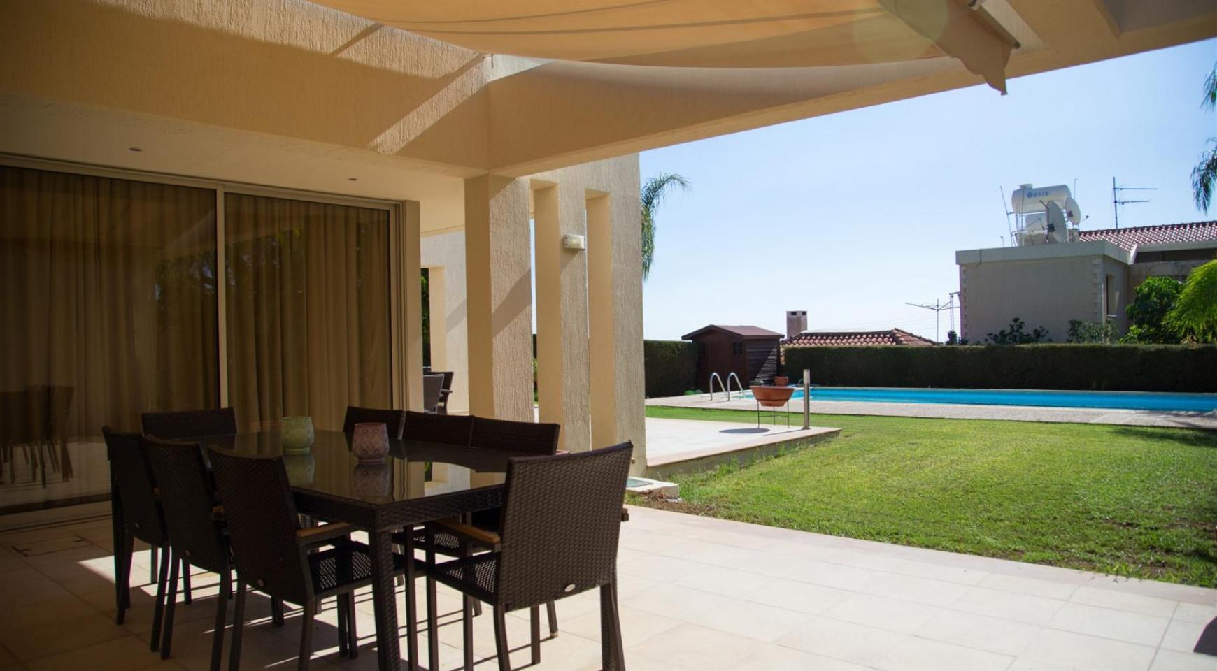 Modern Luxury 4 Bedroom Villa in Sfalagiotisa, Agios Athanasios - 11