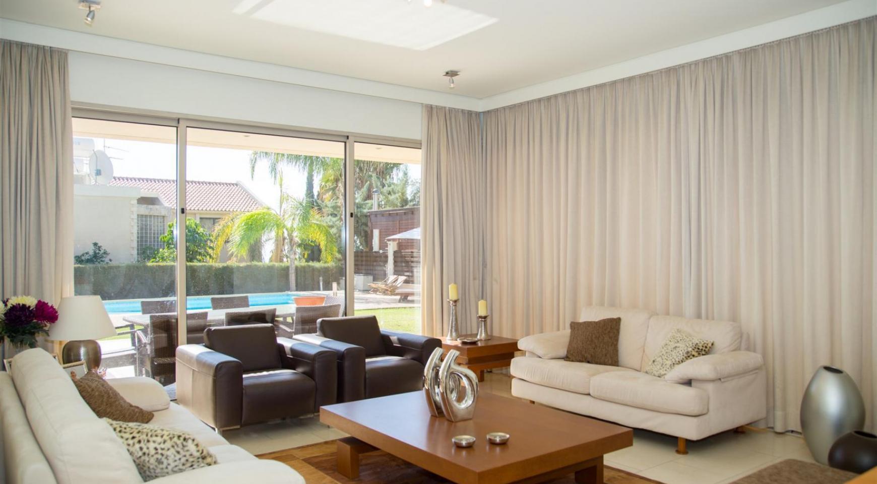 Modern Luxury 4 Bedroom Villa in Sfalagiotisa, Agios Athanasios - 17