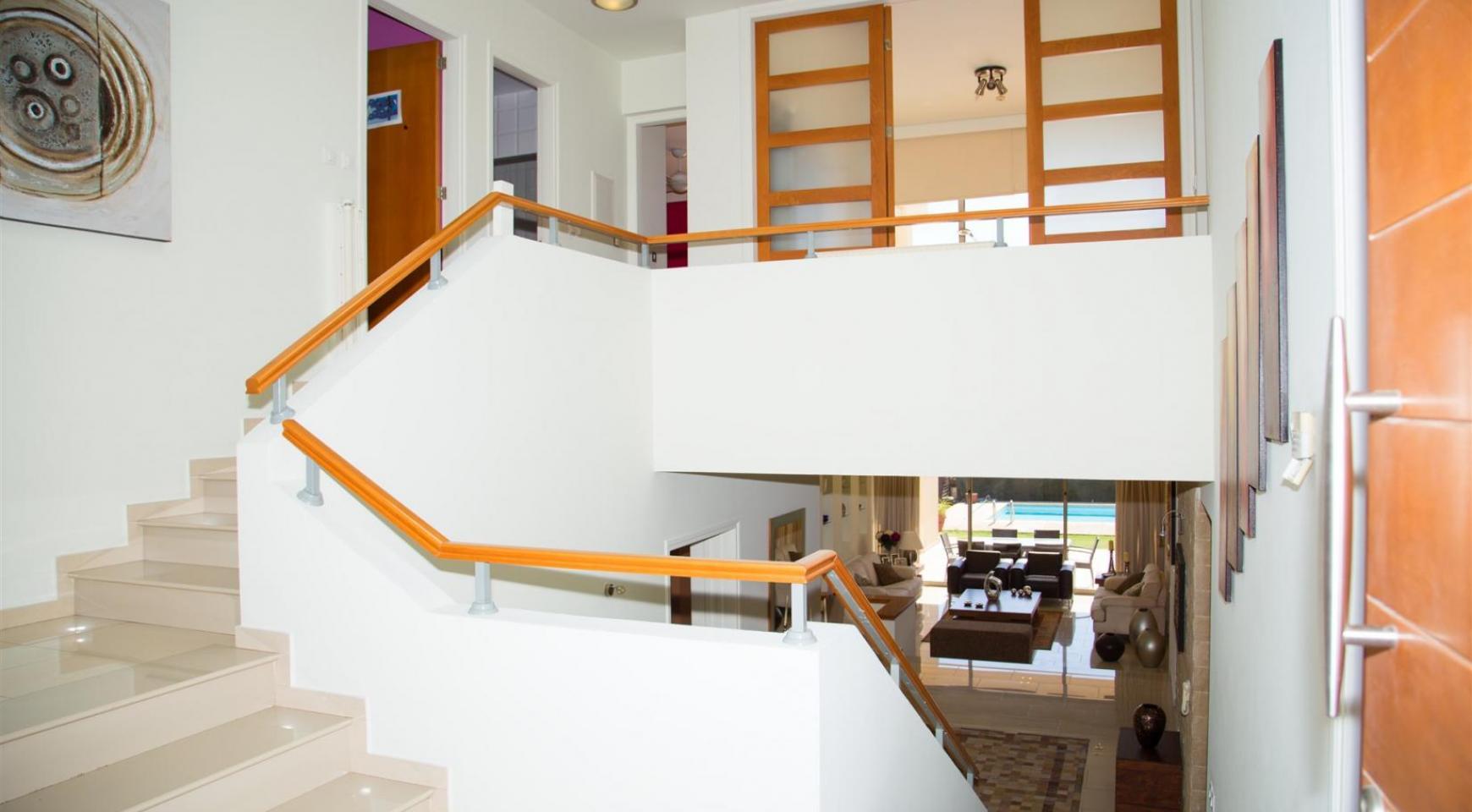 Modern Luxury 4 Bedroom Villa in Sfalagiotisa, Agios Athanasios - 33