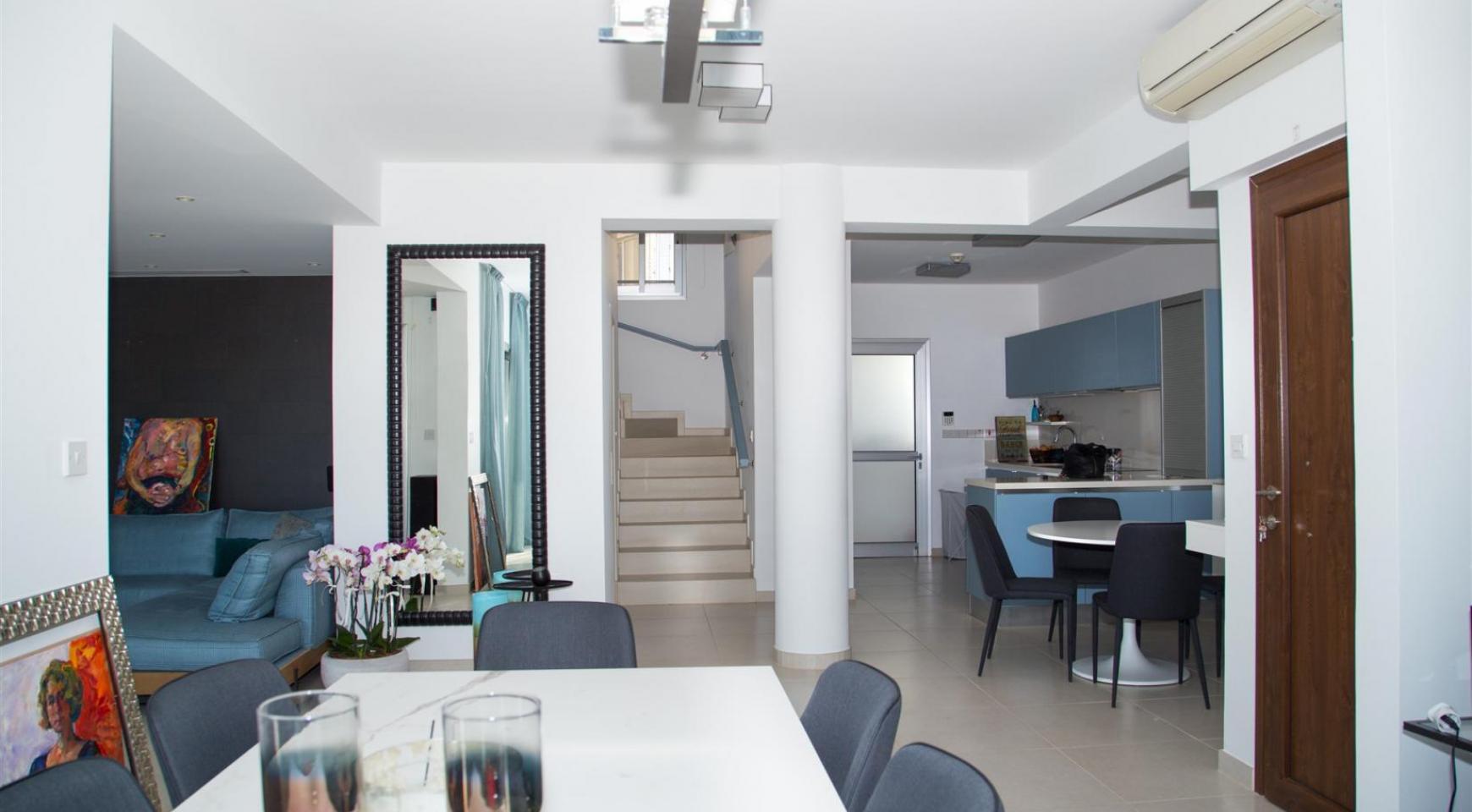 Contemporary 3 Bedroom Villa with Breathtaking Sea views in Agios Tychonas - 6