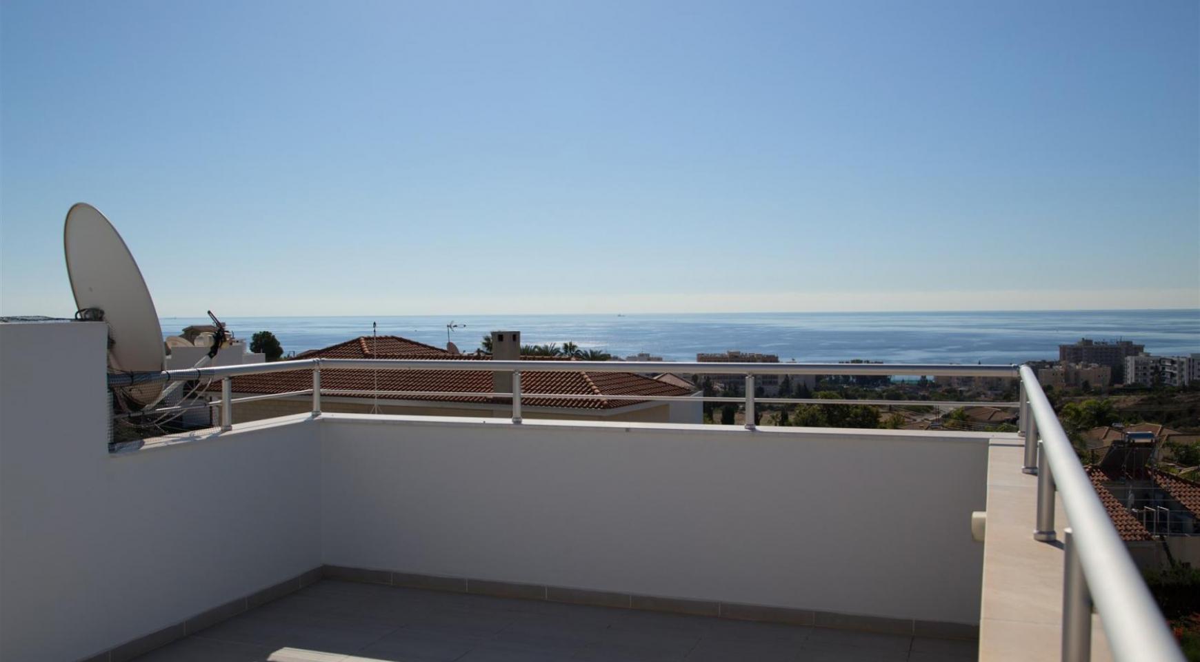 Contemporary 3 Bedroom Villa with Breathtaking Sea views in Agios Tychonas - 21
