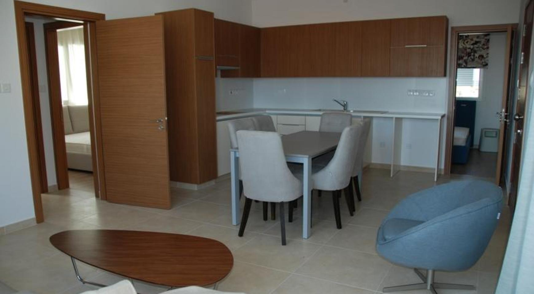 New 3 Bedroom Apartment in Germasogeia Area - 6
