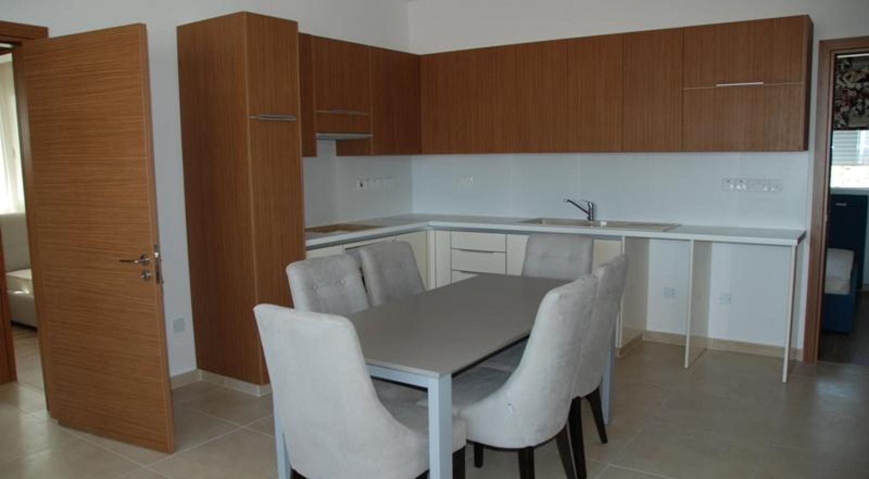 New 3 Bedroom Apartment in Germasogeia Area - 4