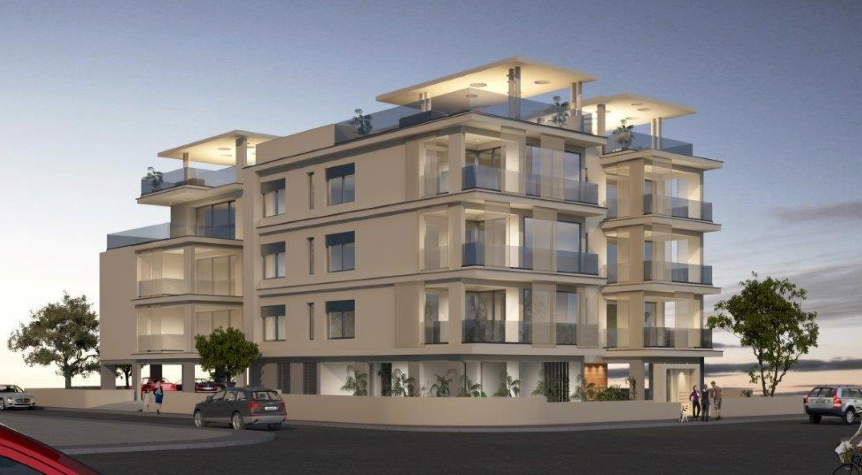 Modern 3 Bedroom Apartment in a New Complex in the City Centre - 7