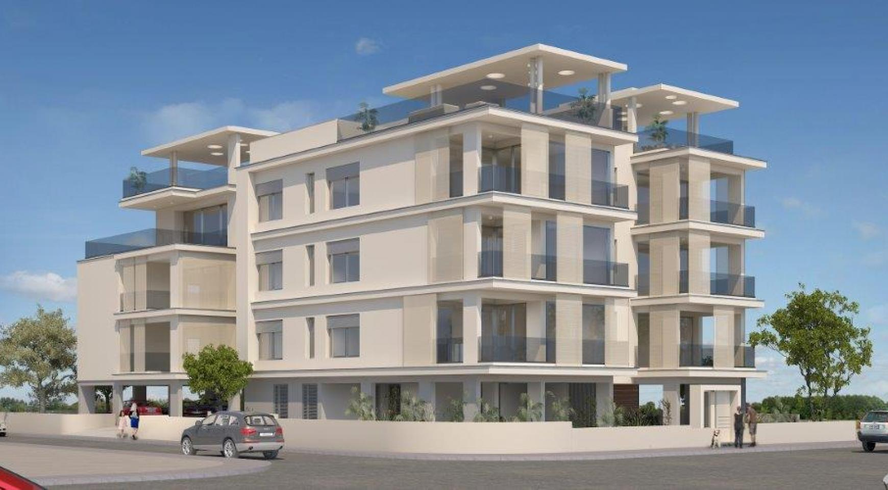 Modern 3 Bedroom Apartment in a New Complex in the City Centre - 5