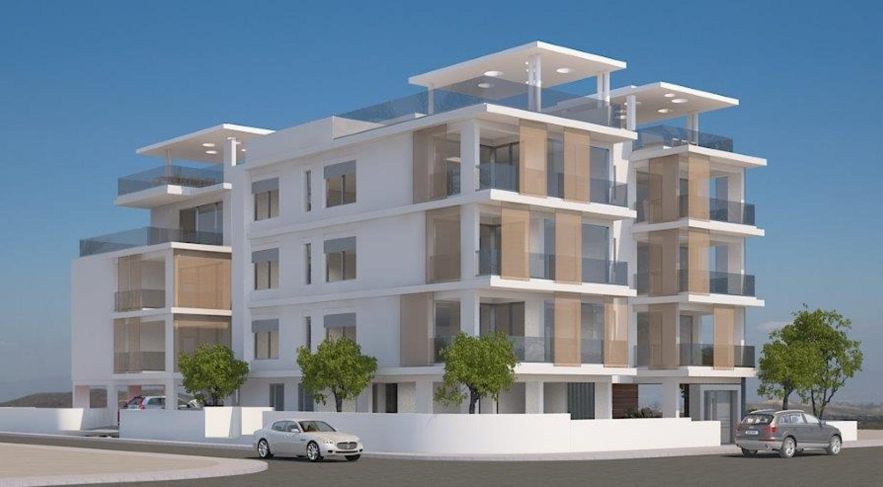Modern 3 Bedroom Apartment in a New Complex in the City Centre - 3