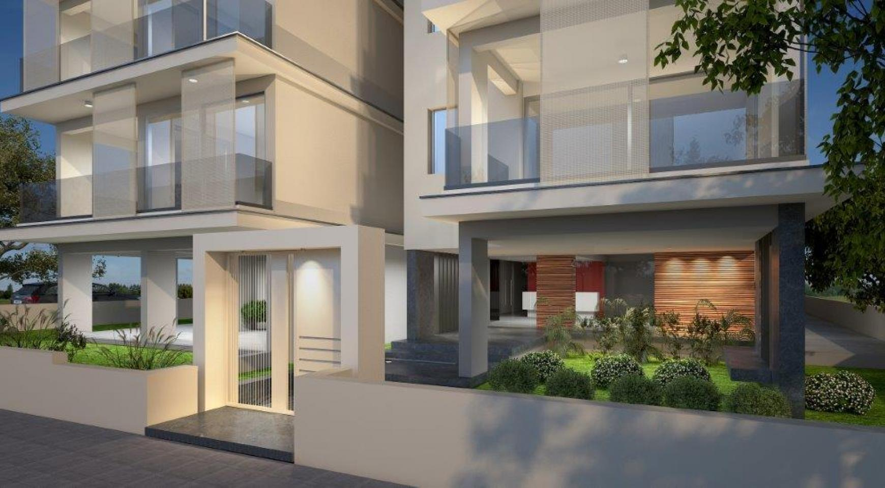 Modern 3 Bedroom Apartment in a New Complex in the City Centre - 9