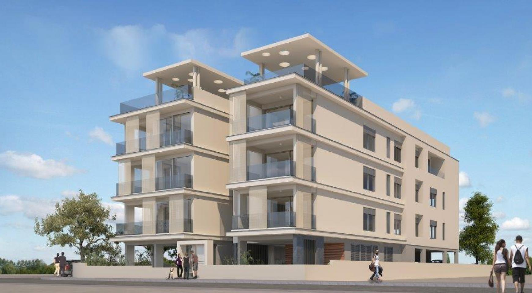Modern 3 Bedroom Penthouse in a New Building in the City Centre - 6