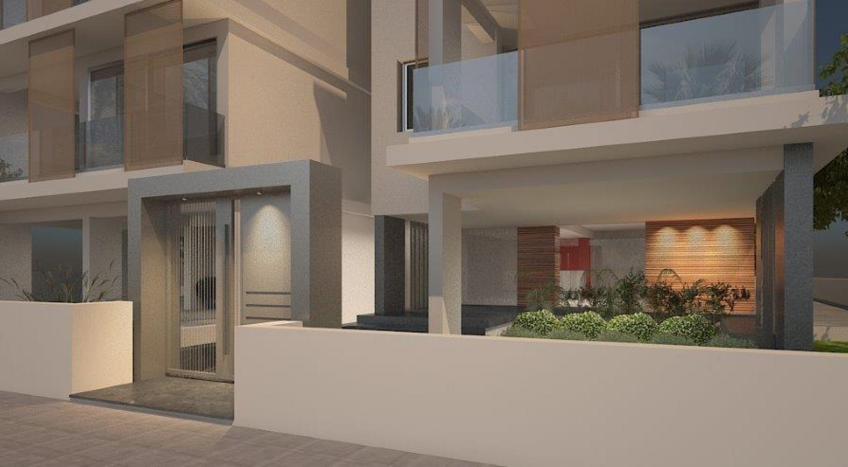 Modern 3 Bedroom Penthouse in a New Building in the City Centre - 8