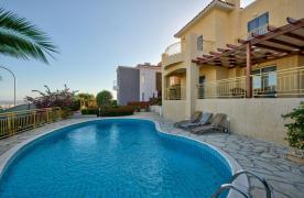 Cozy 4 Bedroom Villa with Amazing Sea and City Views in Germasogeia - 19