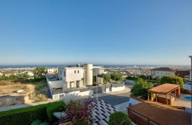 Cozy 4 Bedroom Villa with Amazing Sea and City Views in Germasogeia - 28