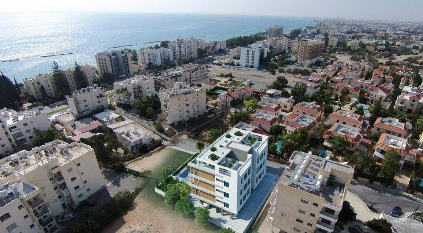 New 3 Bedroom Apartment in Agios Tychonas Area - 8