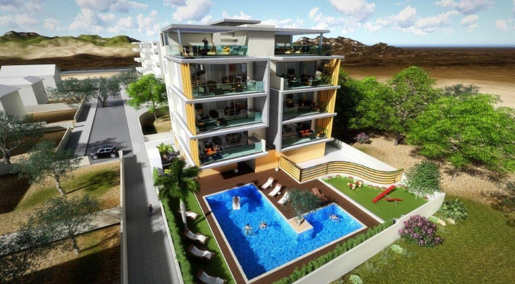 New 3 Bedroom Apartment in Agios Tychonas Area - 11