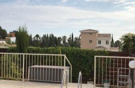 3 Bedroom Semi-Detached House with the Swimming Pool in Erimi Village - 41
