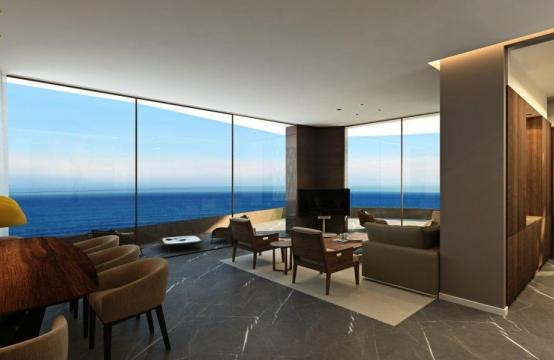 Modern 3 Bedroom Apartment in a New Unique Project by the Sea