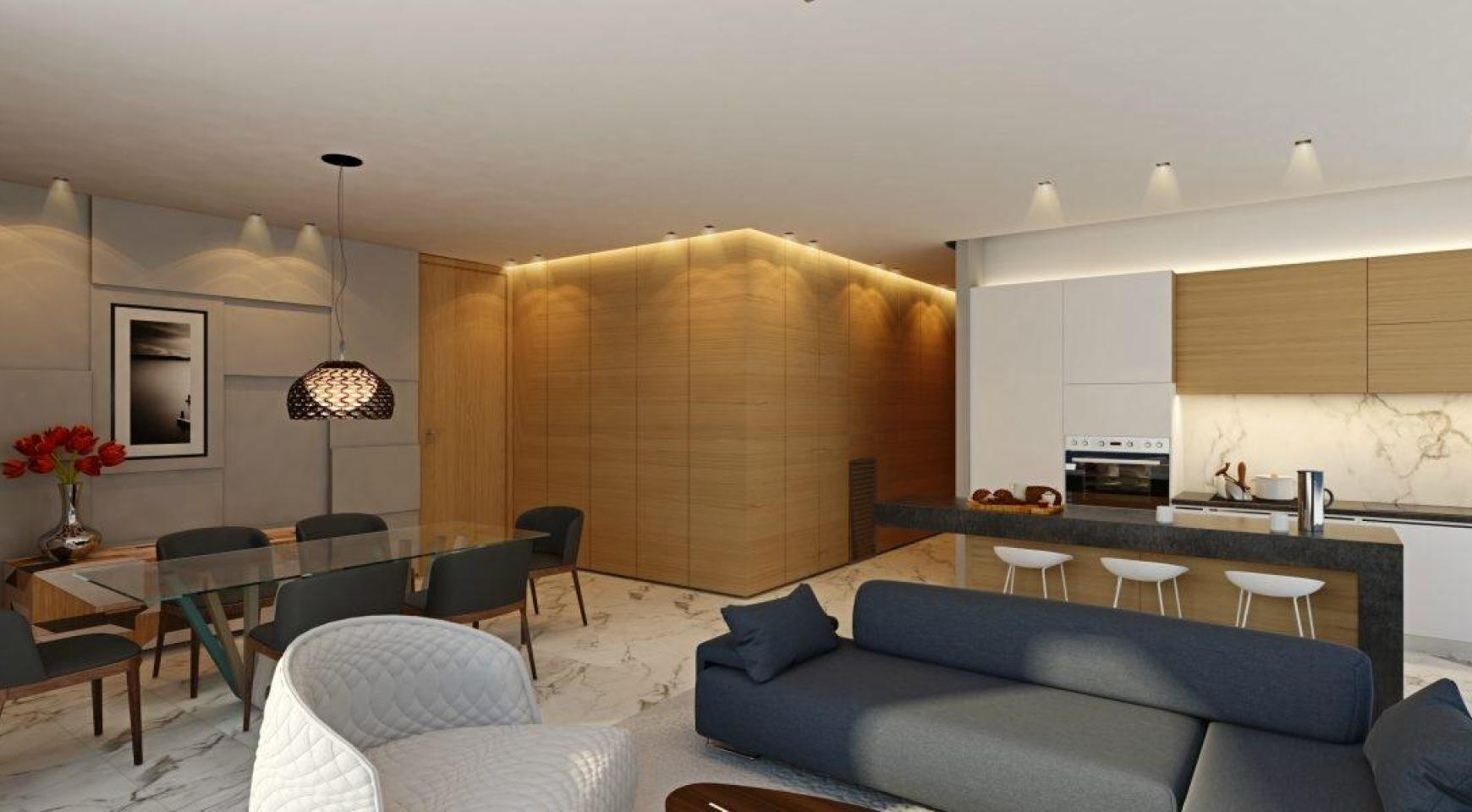 Modern 3 Bedroom Apartment in a New Unique Project by the Sea - 16